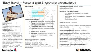 Personas Helvetia: EasyTravel