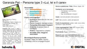 Personas Helvetia: PET